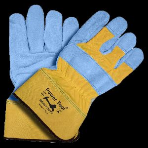 Golden Yellow Double Palm Glove STN2900-1300