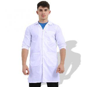 Poly Cotton Lab Coat Lb827