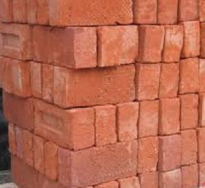 Red Solid Bricks