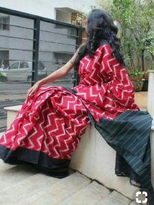 Mulmul Fancy Saree