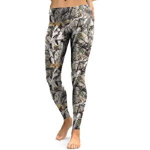 Women Printed Jegging