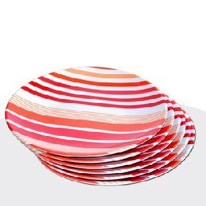 Round Dinner Plates