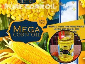 Corn Oil in Flexible packing