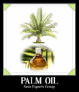 Pure crude palm oil cpo