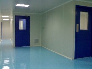 Insulated Doors for cold and clean rooms