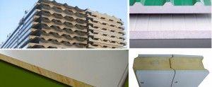 Sandwich Panels / Insulated Panels.