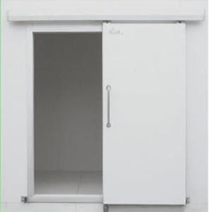 sliding cold room doors