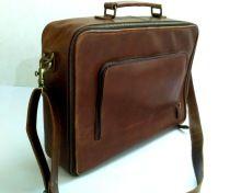 Buffalo Leather Executive Briefcase