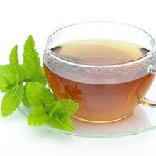 Pure Herbal Mint Tea