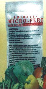 Micro Fert - Organic Fertilizer