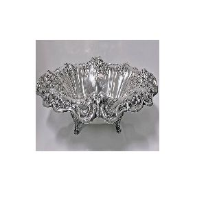 Silver Baby Bowl