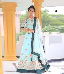 Zivaexports Designer Lehenga Collection-z-158