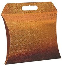 Holographic Gift Paper Board Carry Bags