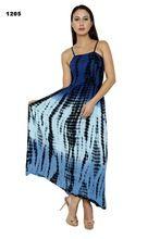 Ladies Tie Dye Tube Dress