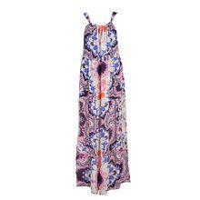 Women Stripe Long Summer Dresses