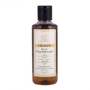 Rosemary & Henna Hair Oil
