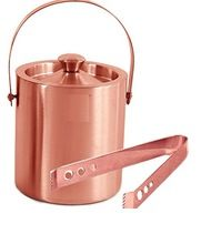 Copper Ice Bucket For Wine And Beer
