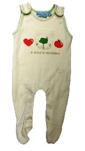 Organic Fair-trade Cotton Romper Suit