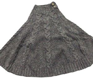 Kids Girls Winter Skirt