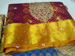 Designer Kanchi Pattu Saree