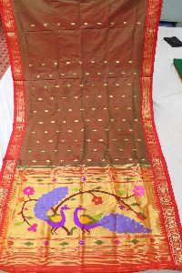 Paithani Saree Pattu Silk