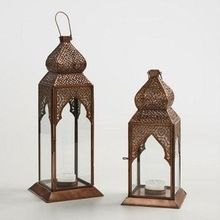 Cheap Brass Candle Lantern