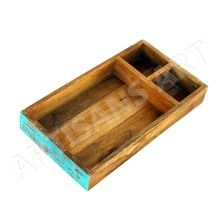 Food Bread Wooden Tray