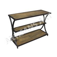 Room multishelf console Table