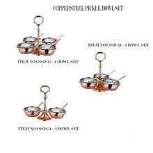 Copper Steel Serveware Utensil