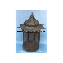 Iron Metal Table Top Cage Style Lanterns