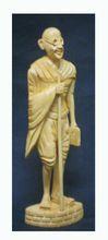 M K Ghandhi Handmade Handicraft Statue