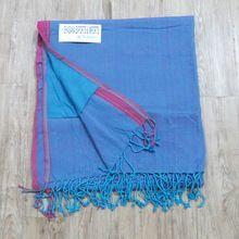 Cotton Fabric Kenyan Throw Striped Kikoy Beach Towel