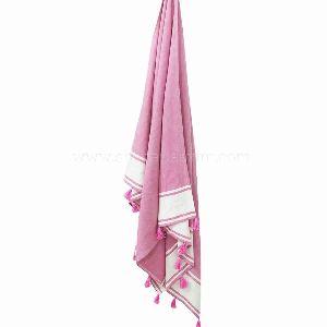 Fashionable Striped Hammam Beach Towels