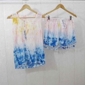 Women Summer Wear Casual Outing Dress Blouse Tops
