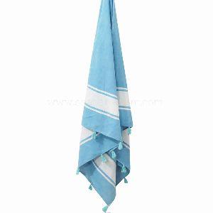 Beach Tassel Fouta Turkish Cotton Towels