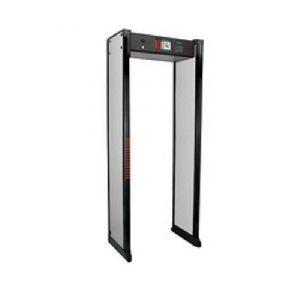 2 Zone Door Frame Metal Detector