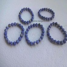 Natural Gemstone Beaded Bracelets