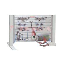 Electro Pneumatic Trainer Kit Plc