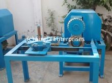 Small Car Tyre Cutting Machine