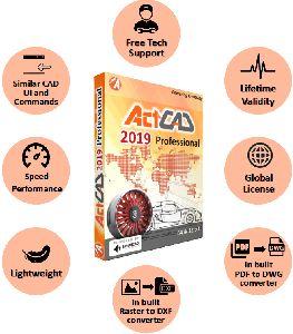 Actcad 3d Cad Software