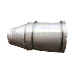 Rotary Metal Melting Furnace