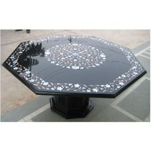 Marble Dining Table Stand