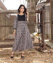 Cotton Tunic Handmade Dress