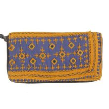 Embroidery Work Clutch Bag