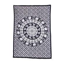 Hippie Hanging Bedspread Tapestry
