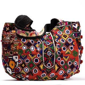 Patchwork Hand Bag
