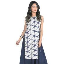 Printed Long Dress