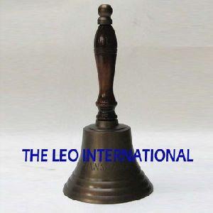 Brass Metal Nautical Hand Bell