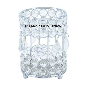 Crystal Votive Candle Holder