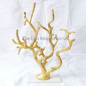 Metal Jewellery Tree Stands